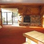 Mammoth Sierra Townhomes #19 Living Room