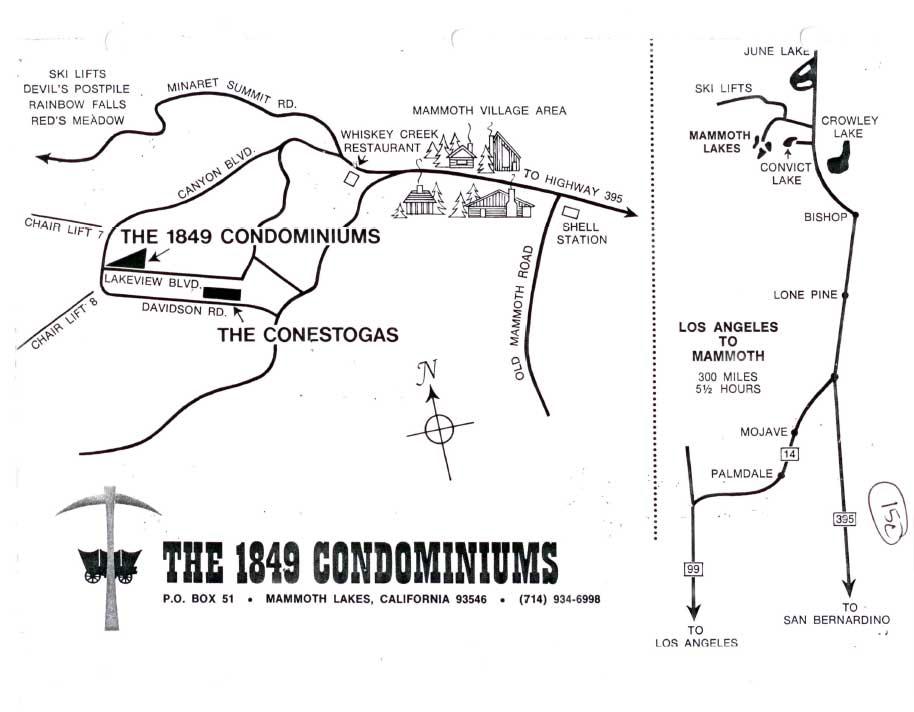 1849 Condos Map