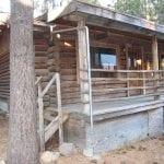 149 Mono St. Back House/Log Cabin