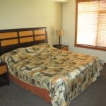White Mountain Lodge #2209 Master Bedroom